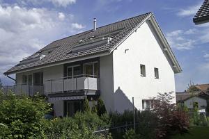 Doppeleinfamilienhaus, Kirchberg
