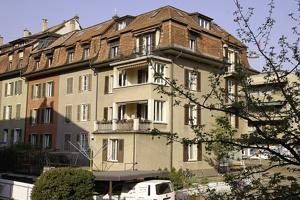 Mehrfamilienhaus, Bern
